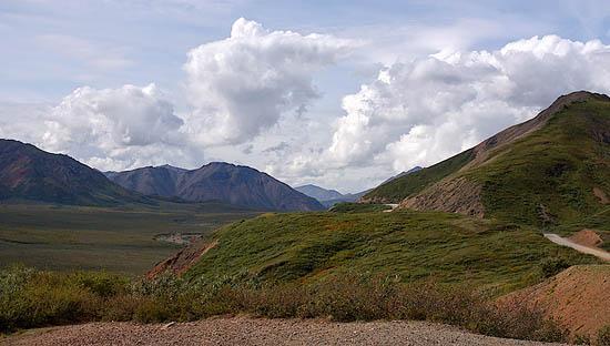 Aljaška - Denali N.P.