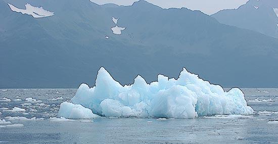Aljaška - Kenai Fjords