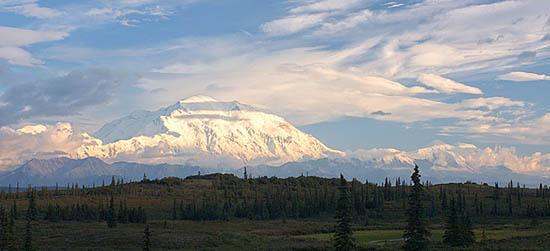 Aljaška - Mount McKinley