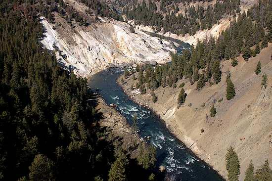 Yellowstone Fluss