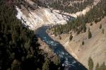 Yellowstone River photography